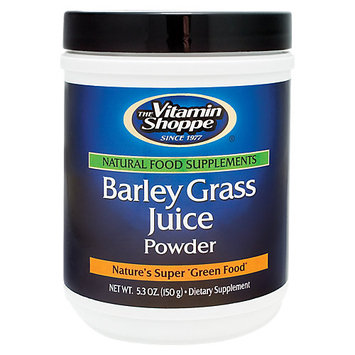 Vitamin Shoppe Barley Grass Juice Powder