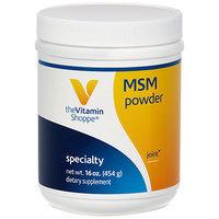 Vitamin Shoppe Msm Powder 1000 1000 MG - 454 Grams Powder - Other Supplements
