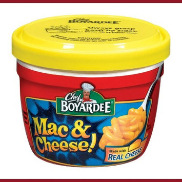 Chef Boyardee Mac & Cheese Big Size Bowl 14.25 oz