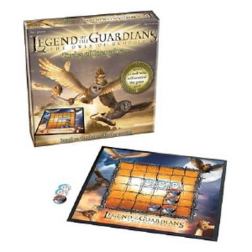 Pressman Toy Legend of the Guardians The Owls of Ga'Hoole Circle of Strength Game Ages 8+, 1 ea