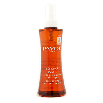 Payot Benefice Soleil Anti-Aging Protective Oil SPF 15 125ml/4.2oz