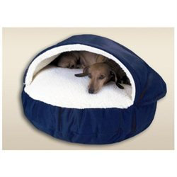 O'donnell Industries Snoozer SN-87006 Snoozer Cozy Cave - Small-Medium Blue
