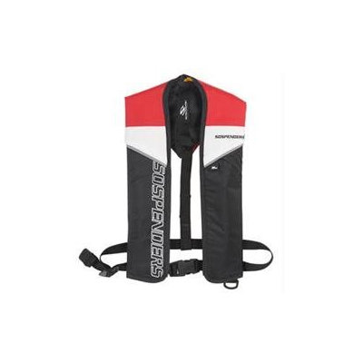 Sospenders 1271 24G Manual Inflatable Vest Red