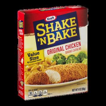 Kraft Shake 'N Bake Seasoned Coating Mix Original Chicken