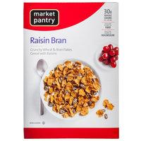 Market Pantry Raisin Bran Cereal 20 oz