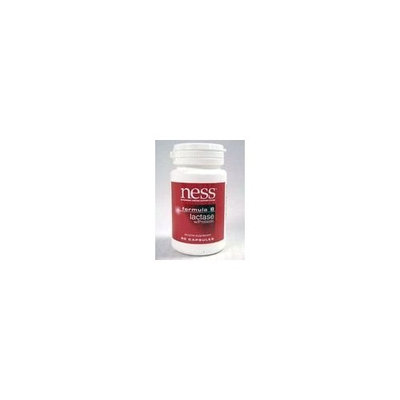 Ness Enzyme's Ness Enzymes - Lactase w/Probiotic # 8 90 caps Health and Beauty