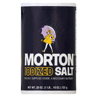 Morton Iodized Salt 26 oz