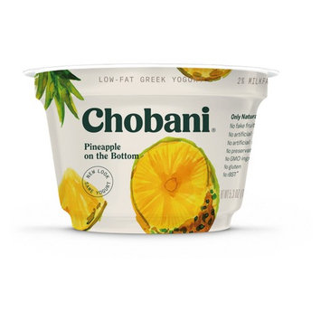 Chobani® Fruit On The Bottom Pineapple