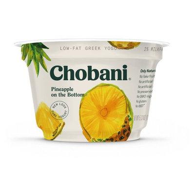 Chobani® Fruit On The Bottom Pineapple