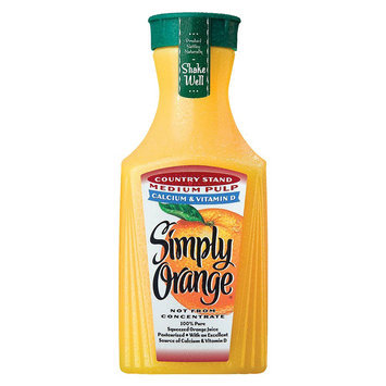 Simply Orange Juice Country Stand 59oz