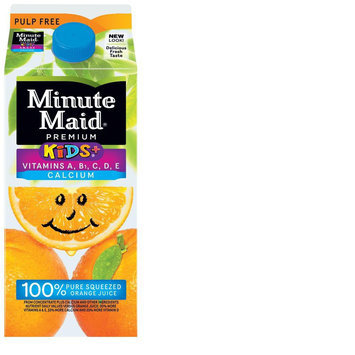 Minute Maid Premium Kids+ Orange Juice