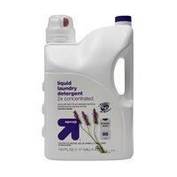 up & up Liquid Laundry Detergent - Lavender Scent - 150 oz