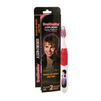 BrushBuddies Justin Bieber Special Edition Singing Toothbrush feat. Never Say Never & OneTime