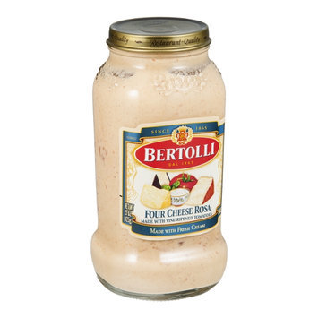 Bertolli Sauce Four Cheese Rosa
