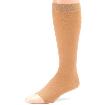 Futuro Medical Hosiery Knee High, Small, Nude, Firm, Open Toe, 1 Pair