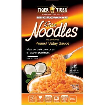 Tiger Tiger Malayysian Satay Noodles, 8.8 Ounce -- 6 per case.