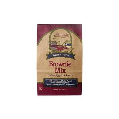 Namaste Foods Brownie Mix, 30 oz, 2 pk