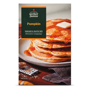 Archer Farms Pumpkin Pancake & Waffle Mix 16oz