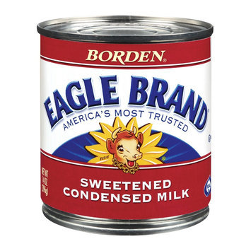 Borden Eagle Brand Sweetened Condensed Milk 14 oz