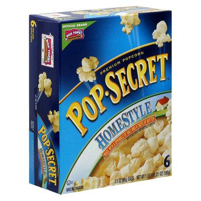 Pop Secret Homestyle Popcorn 6 pk