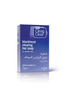 Clean & Clear® Blackhead Clearing Bar Soap