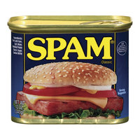 Spam Original Lunch Meat 12 oz