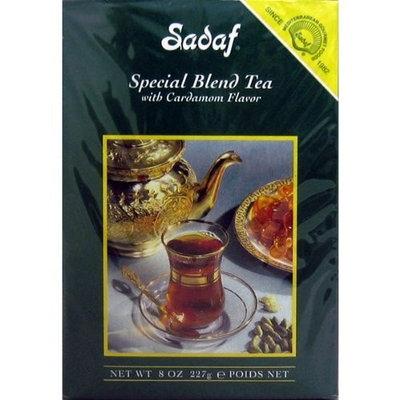 Special Blend Tea With Cardamom (Tea Laves) - 8oz by Sadaf.