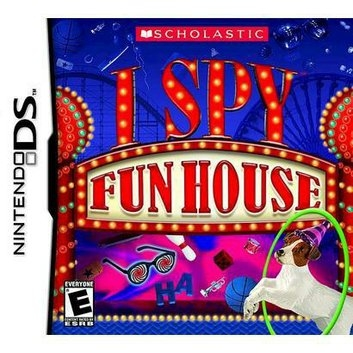 Activision I Spy: Fun House (Nintendo DS)