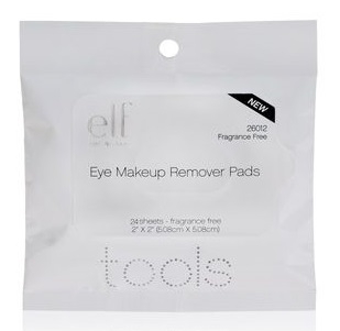 e.l.f. Eye Makeup Remover Pads