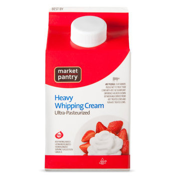Market Pantry Heavy Whipping Cream