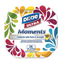 Dixie Ultra Moments 8in Plate