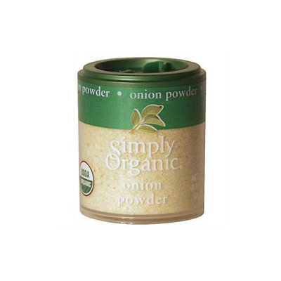 Simply Organic 25515 Mini Organic Onion Powder