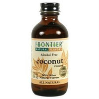 Frontier Herb Coconut Flavor (1x2 Oz)