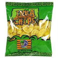 Inka Crops 34442 Roasted Plantain Chips