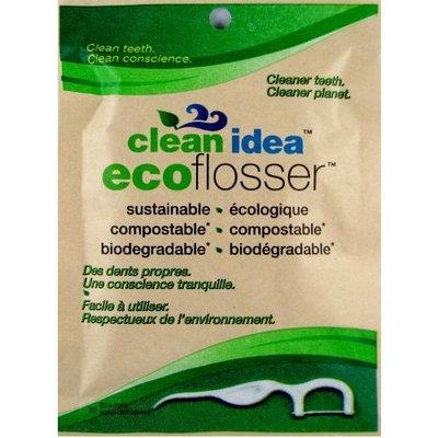 Clean Idea EcoFlosser, 30 Count