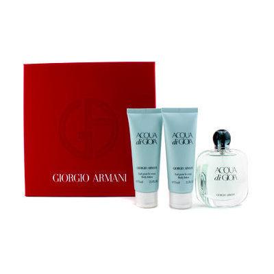 Armani Acqua de Gioia Eau de Parfum 50ml Body Lotion 75ml x 2