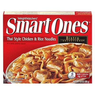 Weight Watchers Smart Ones Bistro Selections Thai Style Chicken &