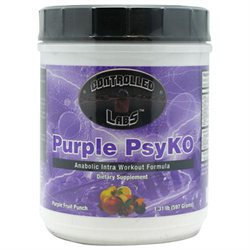 Controlled Labs Purple PsyKO 131 lb (597 grams) Purple