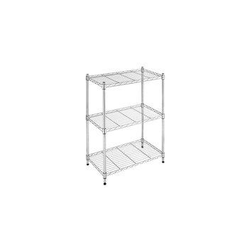 Whitmor Supreme Small 3 Tier Shelves