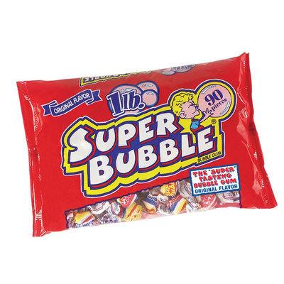Super Bubble Gum 16 oz
