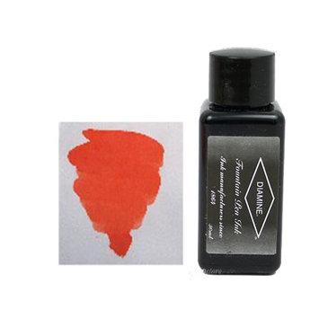 Diamine 30 ml Bottle Fountain Pen Ink, Vermillion