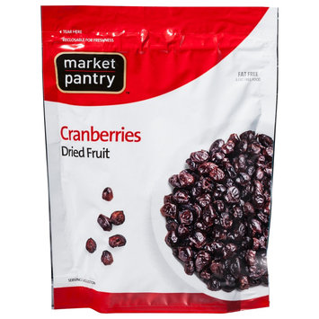 Market Pantry Dried Cranberries 6 oz