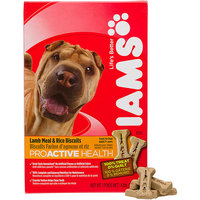 Iams™ Lamb Meal & Rice Biscuits