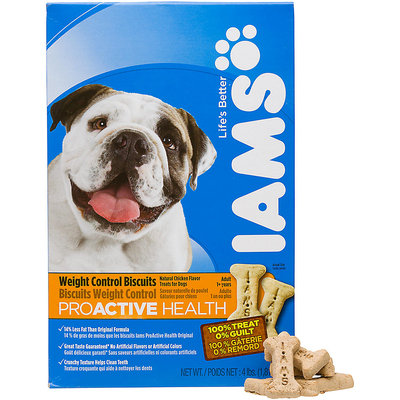 Iams™ Weight Control Adult Biscuits for Dogs
