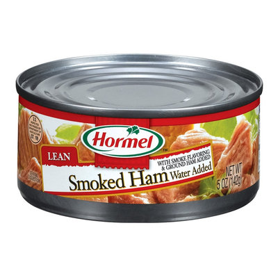 Hormel Lean Smoked Ham, 5 oz Cans, 12 pk
