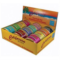 California Scents 1.5 Oz Assorted Scents Spillproof Organic Air Freshener