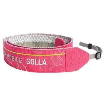 Golla Pink Digital SLR Camera Strap G1019