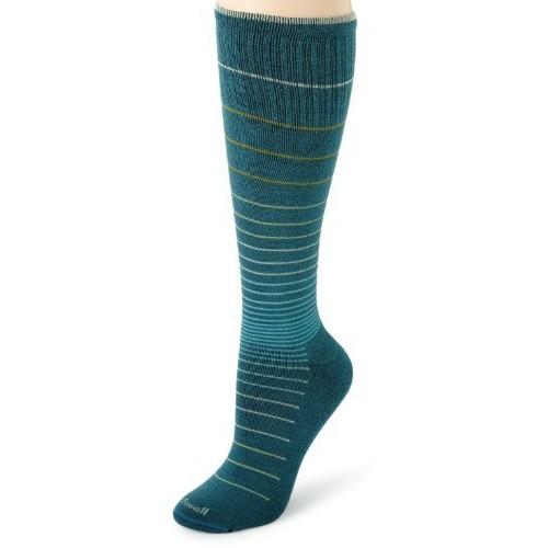 Sockwell Women's Circulator Compression Socks [Teal, Small / Medium] [{