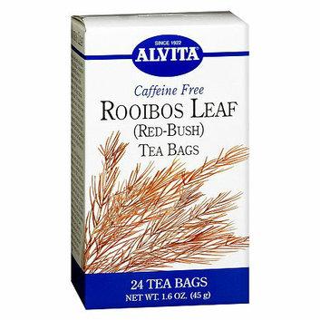 Alvita Caffeine Free Rooibos Leaf Tea Bags