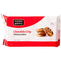 Market Pantry Chewy Chocolate Chip Cookies 15 oz.